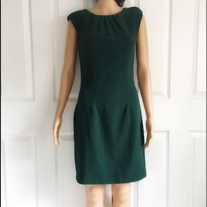 Green dress from H&M